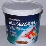4 KG all season ICHI FOOD medium de la marque Aquatic science image 1 produit