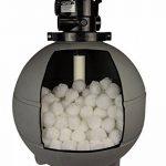 aitsite 700g 8 Litre Filtre Balls Filtre bouilloire FILTRE À Sable 25 kg Sable de piscine Sable de quartz de rechange produits de la marque Aitsite image 2 produit