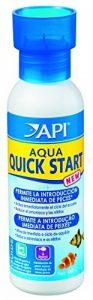 API Traitement de l'Eau pour Aquariophilie Aqua Quick Start 118 Ml de la marque API image 0 produit