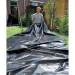 Apollo Bâche pour étang en PVC, 0,5mmx4x4m de la marque Apollo image 2 produit