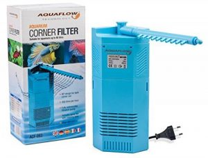 Aquaflow Technology® - ACF-093 La Pompe à eau et filtre d'angle pour aquarium – Adaptée pour les aquariums de poissons exotiques ou pour les bassins d'eau de mer de la marque Aquaflow Technology image 0 produit