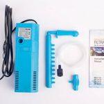 Aquaflow Technology® AIF-611M - Pompe de filtre pour aquarium submersible pour eau fraîche et eau salée. Pour réservoirs d'aquarium jusqu'à 100 litres. 450L/H 6W de la marque Aquaflow Technology image 2 produit