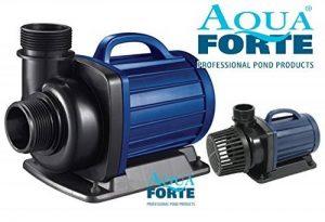 Arbuste DM 5000Filtre/étang pompe 5m³/h, prévalence 3,5m, 40W de la marque Aqua Forte image 0 produit