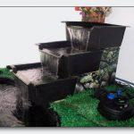 Bac pour cascade ou cours d'eau en matière plastique renforcée fibre de verre de la marque SunSun image 4 produit