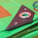 Bache de protection 250 g/m² - 3 x 5 m - bache plastique - bache exterieur - bâches étanches - bache toiture - bache de chantier de la marque Bâches-Direct image 3 produit