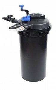 BC Elec CPF 15000biologique pour filtre sous pression pour bassins jusqu'à 30000l–Lampe UV 18W de la marque Varan Motors image 0 produit