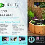 Blagdon 1054454 Octogone Terrasse de Piscine de la marque Blagdon image 1 produit
