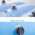 Bleu gonflable de la piscine 3 rondes bleu rectangulaire épaississent la piscine marine de boule de ménage de bébé 200 * 155 * 60cm de la marque Piscine gonflable image 4 produit
