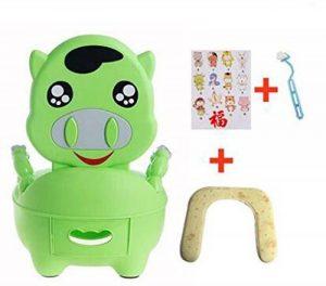 Bouteille d'Urine / Lovely Baby Bedpan / Urine Bouteille / Vert de la marque Black Temptation image 0 produit