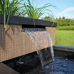 CLGarden MTWS1 miniature avec LED Cascade, Mini bassin pour jardin balcon terrasse de la marque CLGarden image 4 produit
