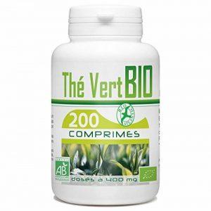 Comprimés Bio - Thé Vert 200 de la marque Jolivia image 0 produit