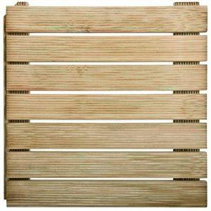 Dalle de terrasse en bois autobloquante 50 de la marque Burger image 0 produit