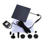 Decdeal Pompe solaire pour étang, Type 2 de la marque Decdeal image 6 produit