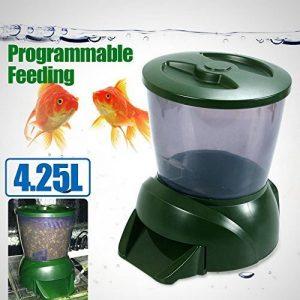 distributeur automatique de nourriture pour poisson TOP 8 image 0 produit