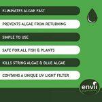 Envii Algae Klear Xtra - Algicide Pour Bassin, Nettoyant et Traitement - Élimine Les Algues et Leur Éclosion - 500mL de la marque Envii image 3 produit
