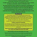 Envii Pond Equaliser - Protège Instantanément et Stabilise Des Niveaux de pH, KH et GH Sains Pour Créer un Environnement Parfait Pour le Bassin (250g) de la marque Envii image 2 produit