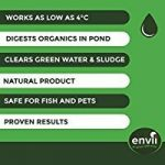 Envii Pond Klear - Algicide Pour Bassin Utilisant Des Bactéries Pour Éliminer L'eau Verte et Les Algues, Sans Risque Pour Les Poissons, Ni Les Animaux Domestiques - 1 Litre de la marque Envii image 2 produit