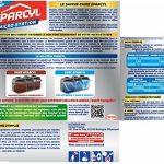 Eparcyl - Entretien Fosses Septiques - Micro-station Activateur Biologique Boîte de 18 Sachets de la marque Eparcyl image 1 produit