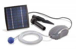 Esotec 101870 Aérateur solaire pour étang « Solar Air-S » de la marque Esotec image 0 produit