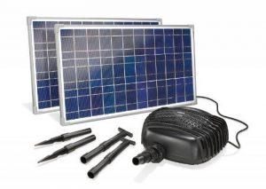 Esotec kit pompe solaire bassin, plan d eau, gros debit, adria de la marque Esotec image 0 produit