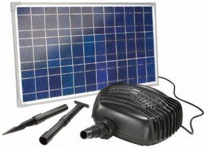 Esotec kit pompe solaire bassin, plan d eau, puissant garda de la marque Esotec image 0 produit