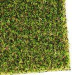 Gazon synthétique casa pura® Oxford | pelouse synthétique pour terrasse, balcon etc. | tailles au mètre | poids 1800g/m² - stabilisé UV selon DIN 53387 | 200x200cm de la marque casa pura image 1 produit
