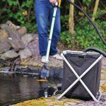 Hozelock Panier d'Aspirateur pour Bassin Argent/Noir 40 x 25 x 15 cm 1753 0000 de la marque Hozelock image 2 produit