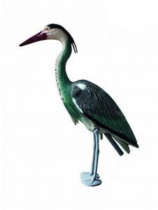 Héron De Jardin Pour Bassin Ou Ètang 75 cm, Figurine De Décoration En Plastique de la marque Artecsis image 0 produit
