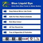 Hydra Bassin anti-algues liquide Bleu Pond Dye 250ml traite jusqu'à 1000litres de la marque HYDRA image 3 produit