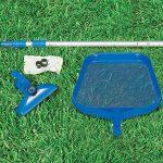 Intex 58958 - Accessoires Piscines - Kit D'Entretien - Kit Comprenant Les Accessoires De Base Pour L'Entretien De La Piscine de la marque Intex image 1 produit
