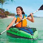 Intex K1 Challenger Canoë kayak gonflable 1 place + rames de la marque Intex image 2 produit