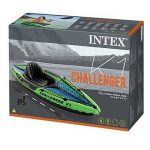 Intex K1 Challenger Canoë kayak gonflable 1 place + rames de la marque Intex image 4 produit