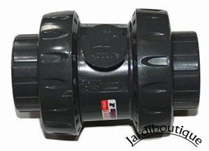 Jardiboutique clapet anti-retour a boule Diamètre 63 mm en PVC de la marque Jardiboutique image 0 produit