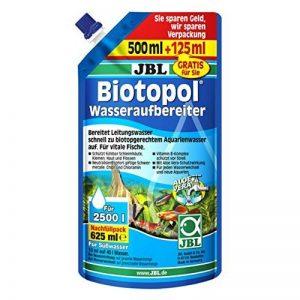 JBL Conditionneur d'eau pour aquarium d'eau douce Biotopol de la marque JBL image 0 produit