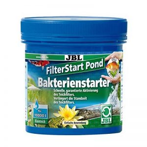 JBL Filtre Start Pond bactéries 27325Starter pour filtre de bassin, 250g de la marque JBL image 0 produit