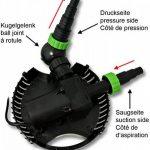 Jebao ATP-4600 Pompe de bassin Eco 4600l/h 35W de la marque WilTec image 2 produit