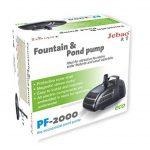 Jebao PF2000 - Pompe Jet d'Eau pour Bassins et Fontaines (ajutages compris, 2,000 l/h) de la marque Jebao image 2 produit