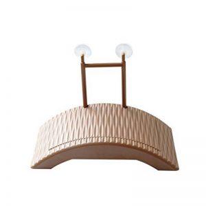 kangql étanche durable Auto-lifting flottant Tortue Pier pont Grenouille Crabe jouet pour animaux–Café de la marque kangql image 0 produit