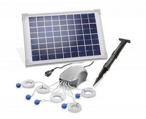 Kit aérateur de bassin solaire Power Air 5 de la marque Esotec image 0 produit