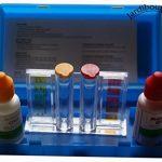 Kit d'analyse de l'eau de votre piscine - Teste d'eau piscine - jardiboutique de la marque Jardiboutique image 1 produit