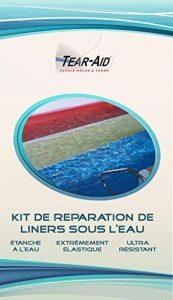 Kit de réparation instantanée et sans colle de liners de piscine et de bassin de la marque Tear-Aid image 0 produit