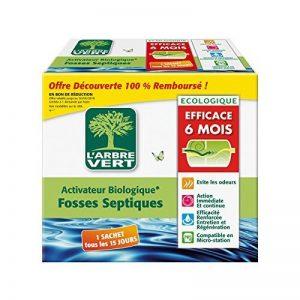 L'arbre vert Activateur Biologique pour Fosses Septiques 420 g de la marque L'Arbre Vert image 0 produit