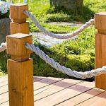 Le summum pour votre jardin - Le pont avec main courant de la marque GASPO image 1 produit