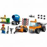 Lego Juniors - Le camion de réparation des routes - 10750 - Jeu de Construction de la marque LEGO® image 3 produit