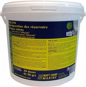 Matt Chem 926M Bio-Zym Bio-épuration de réservoir d'eau Noir de la marque MATT CHEM image 0 produit