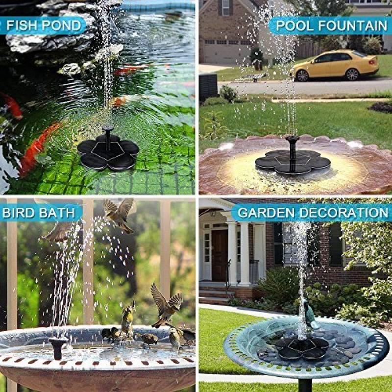 le comparatif de fontaine ext rieur solaire pour 2019 meilleur bassin d 39 agr ment. Black Bedroom Furniture Sets. Home Design Ideas