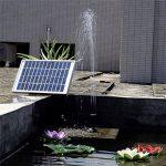 modèle de cascade pour bassin de jardin TOP 12 image 1 produit