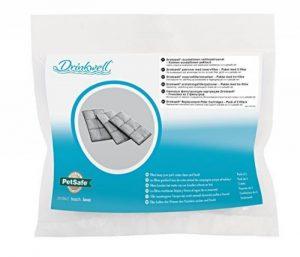 PetSafe Cartouches Filtrantes de Rechange Drinkwell pour Fontaine à Eau (Lot de 3) de la marque PetSafe image 0 produit