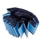 Pettom Piscine Baignoire Bassin pour Chien Chat Animaux de Compagnie de Bain Jeux Pliable Doggy Pool Facile à Nettoyer Portable - Bleu 120x30cm de la marque Pettom image 4 produit