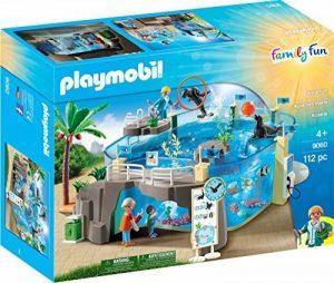 Playmobil 9060 - Jeu - Aquarium Marin de la marque Playmobil image 0 produit